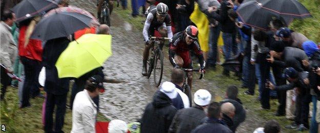 Tour de France stage five