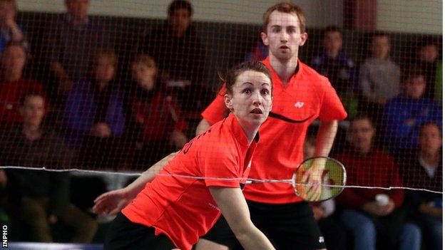 Sam and Chloe Magee are through to the last 16 of US Open