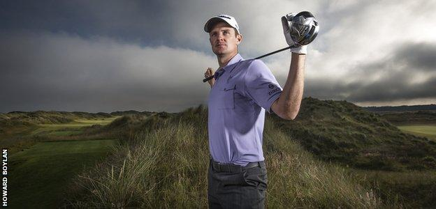 Justin Rose is looking to win his second major title at the Open Championship at Hoylake
