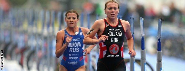 Vicky Holland