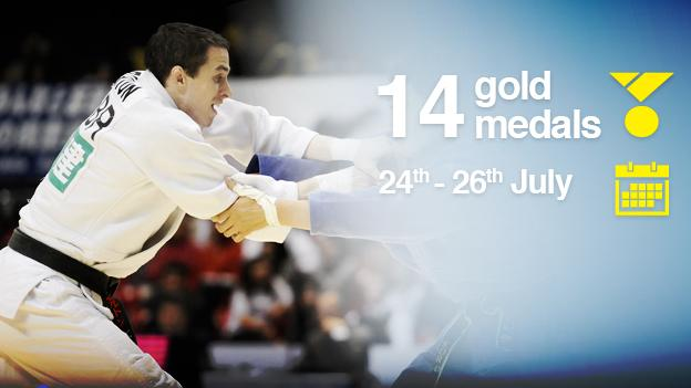Judo at the 2014 Commonwealth Games