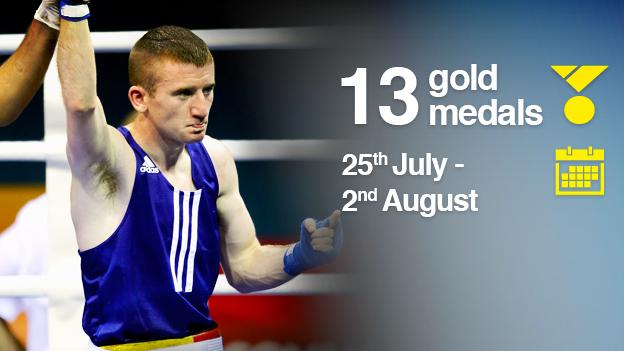 Boxing at the 2014 Commonwealth Games