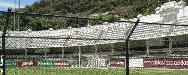 Estadio das Laranjeiras