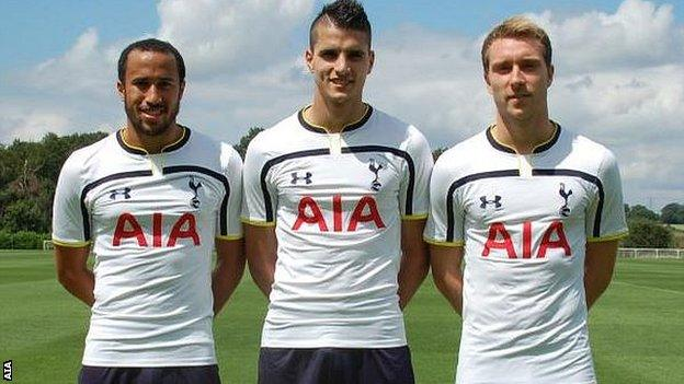 Spurs kit