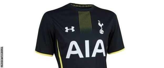 Spurs shirt