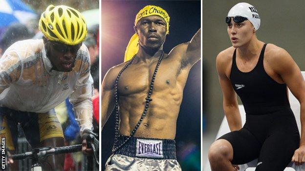 Commonwealth Games contenders
