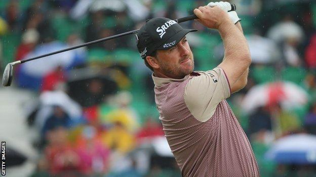 Graeme McDowell won the French Open two weeks ago