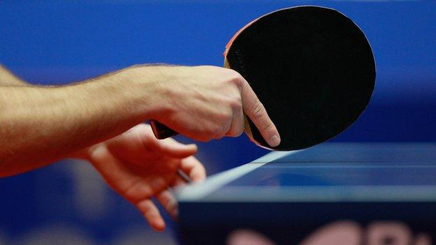 Get Inspired How To Get Into Table Tennis Bbc Sport