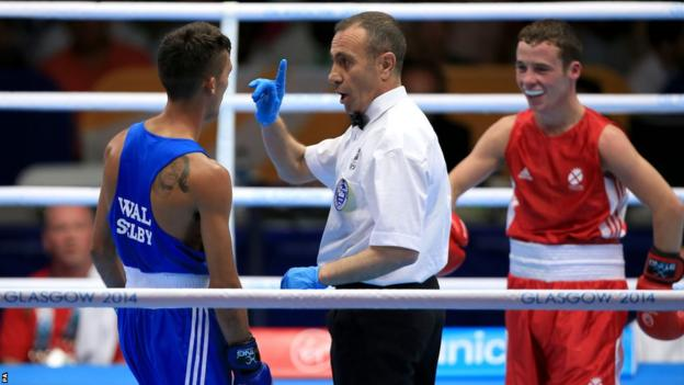 World number one Andrew Selby was beaten by Scotland teenager Reece McFadden in their flyweight first-round bout.