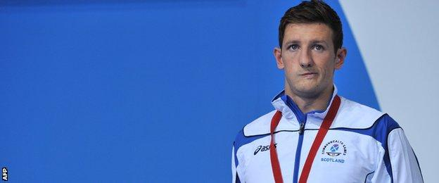 Jamieson added Commonwealth Games silver to his Olympic silver