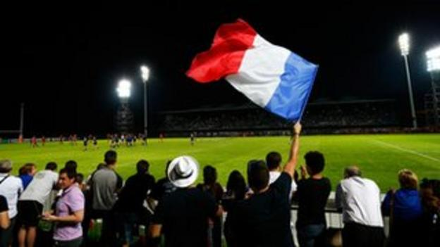 France is hosting the seventh Women's Rugby World Cup
