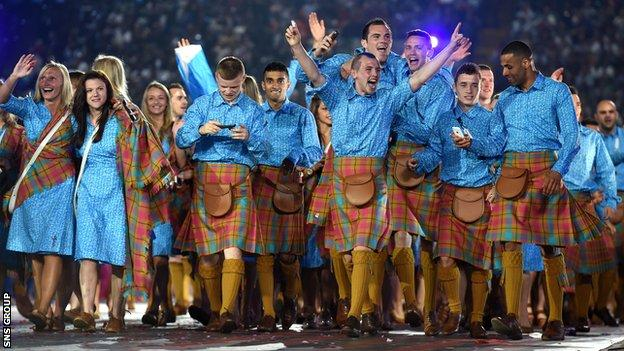 Scotland smashed their Commonwealth Games record medal haul in Glasgow, with 53