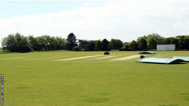 Exeter Cricket Club