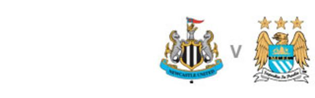 Newcastle v Man City