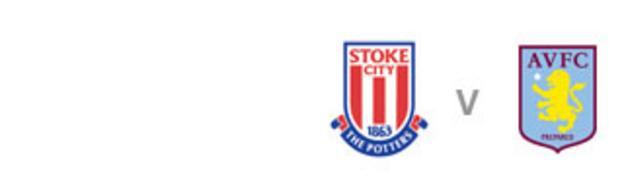 Stoke v Aston Villa