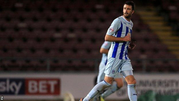 Danny Seaborne, Coventry City