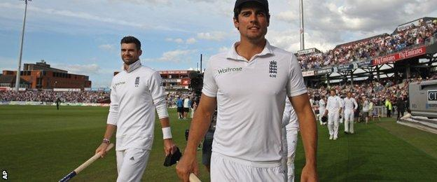 Cook and Anderson