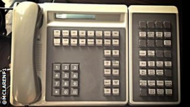 Ron Dennis phone