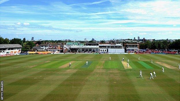Leicestershire CCC's ground Grace Road