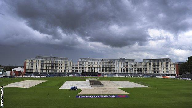 The County Ground Bristol