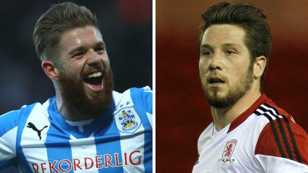 Adam Clayton and Jacob Butterfield