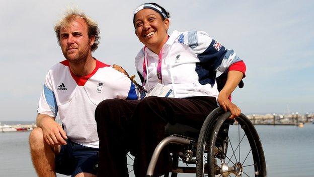 Alexandra Rickham and Niki Birrell