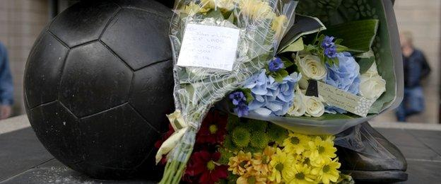 Tribute paid to John Alder and Liam Sweeney