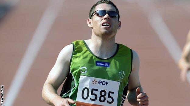 Jason Smyth hails from Eglinton in Northern Ireland