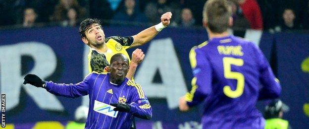 Maribor acquitted themselves well against Sevilla in last season's Europa League