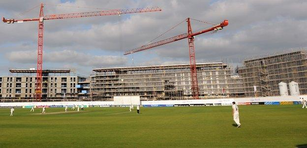 Gloucestershire's County Ground