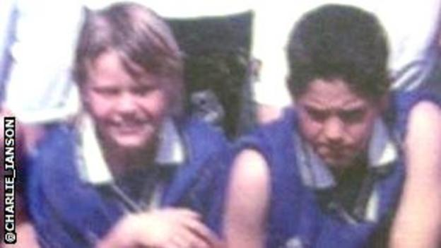 Charlie I'Anson played in the same junior team in Spain as Isco, now at Real Madrid