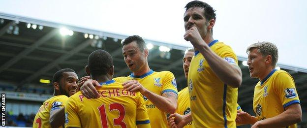 Palace won 3-0 at Cardiff in April, a game about which the hosts claimed their line-up had been leaked