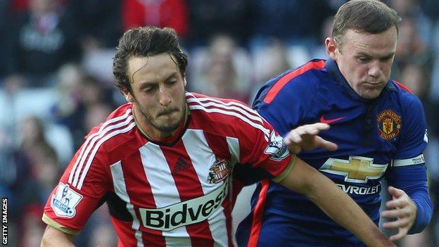 Will Buckley and Wayne Rooney