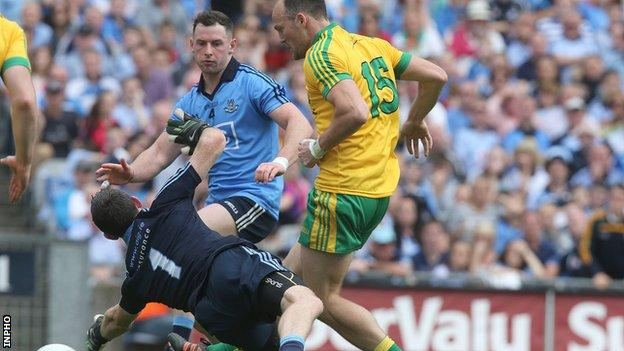 Colm McFadden's display vindicated his manager's faith