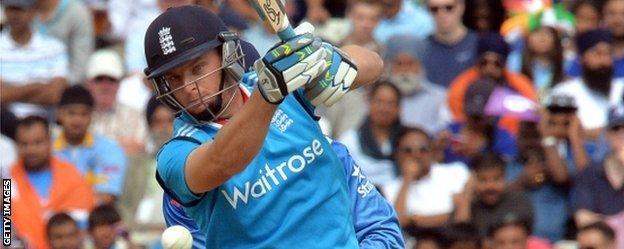 England batsman Jos Buttler