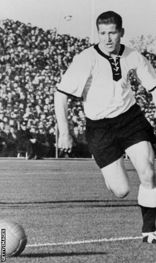 Germany's Helmut Rahn