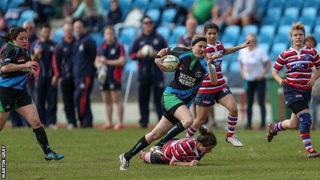 Guernsey Ladies rugby team