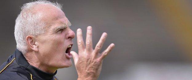 Liam Bradley has resigned as manager of Antrim
