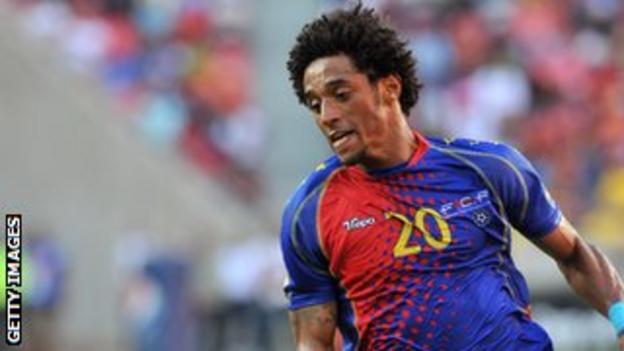 Cape Verde's Ryan Mendes