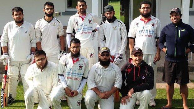Welsh Asians Cricket Club