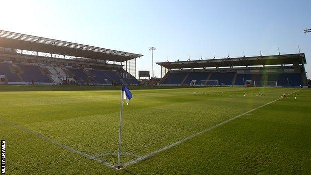 The Weston Homes Community Stadium
