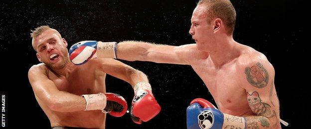 Christopher Rebrasse and George Groves