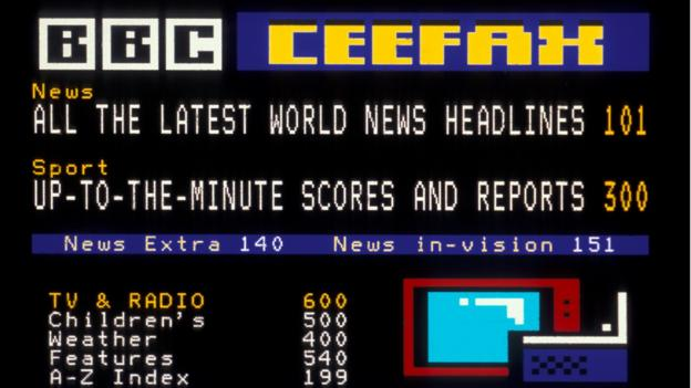Ceefax at 40 could you write an 80 word match report bbc sport - Bbc football league 1 table ...