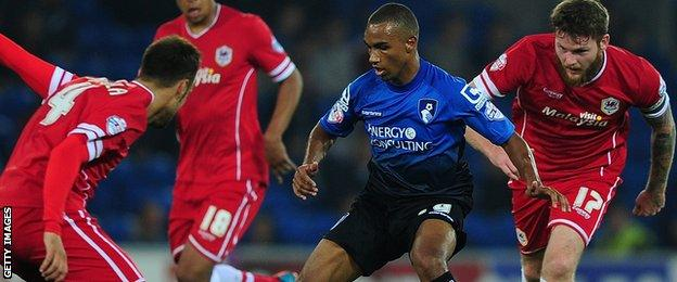 Cardiff City v Bournemouth