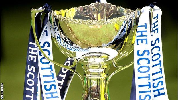The Scottish League Cup