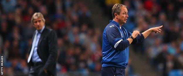 Sheffield Wednesday boss Stuart Gray