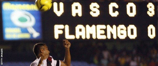 Flamengo v Vasco da Gama