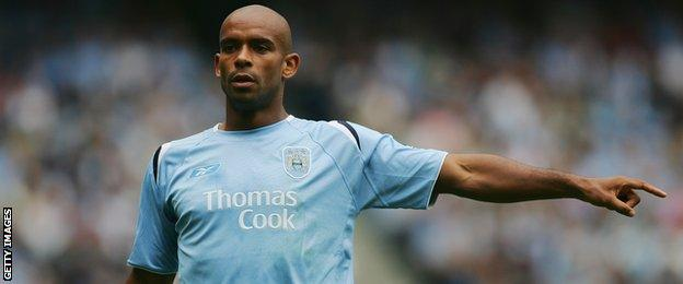 Trevor Sinclair is assistant manager at Lancaster City
