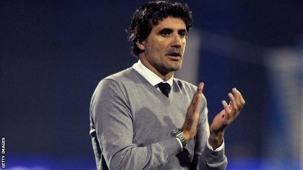 Zoran Mamic is the Dinamo Zagreb chairman's brother