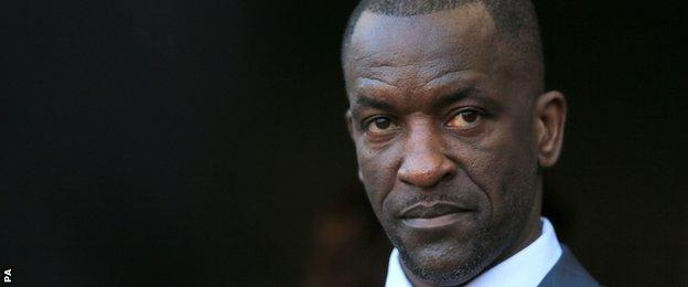 Chris Powell is one of only two black managers at all 92 Premier League and Football League clubs